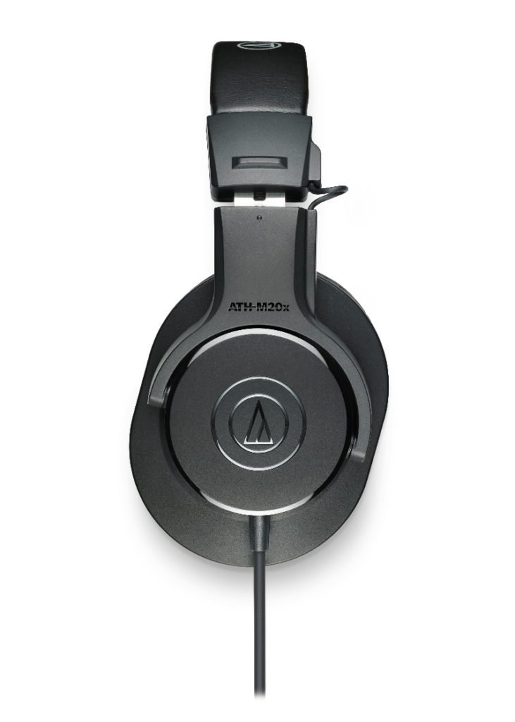 ATH M20x Professional Monitor Headphones 1