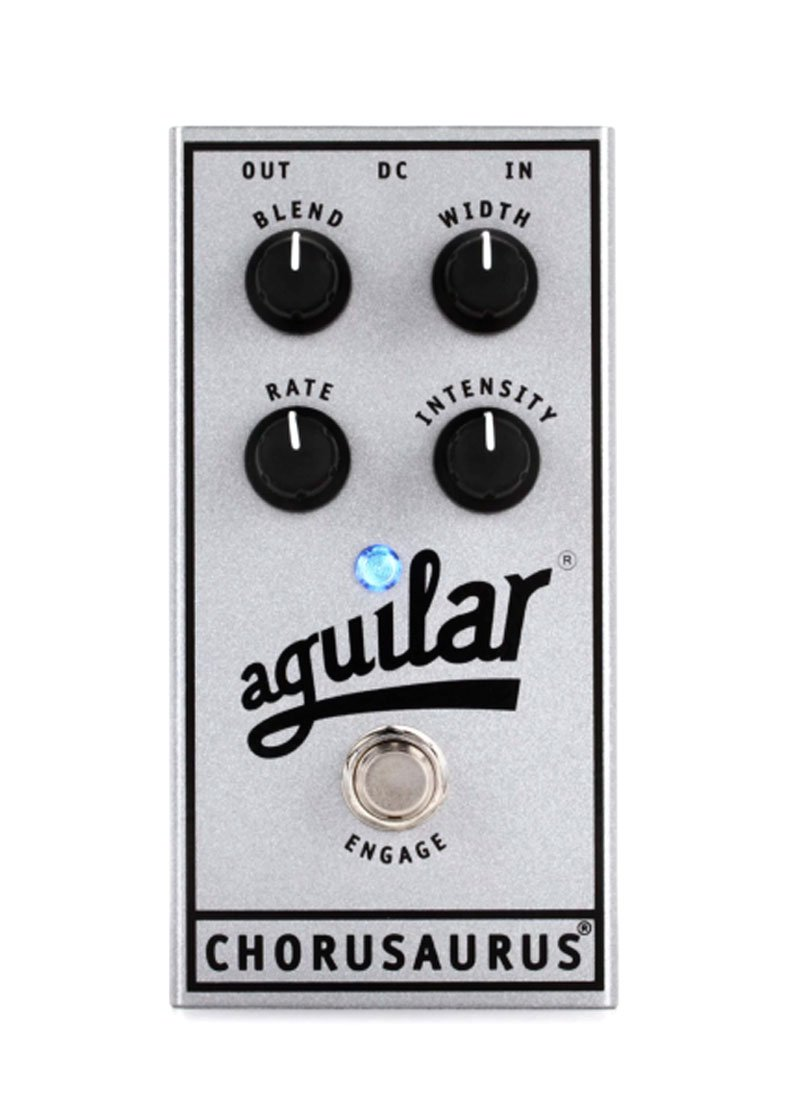 Aguilar Chorusaurus Chorus Bass Effects Pedal 25th 1 https://musicheadstore.com/wp-content/uploads/2021/03/Aguilar-Chorusaurus-Chorus-Bass-Effects-Pedal-25th-1.jpg