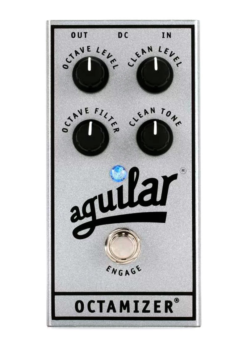 Aguilar Octamizer Analog Octave Bass Effects Pedal 25TH 1 https://musicheadstore.com/wp-content/uploads/2021/03/Aguilar-Octamizer-Analog-Octave-Bass-Effects-Pedal-25TH-1.jpg