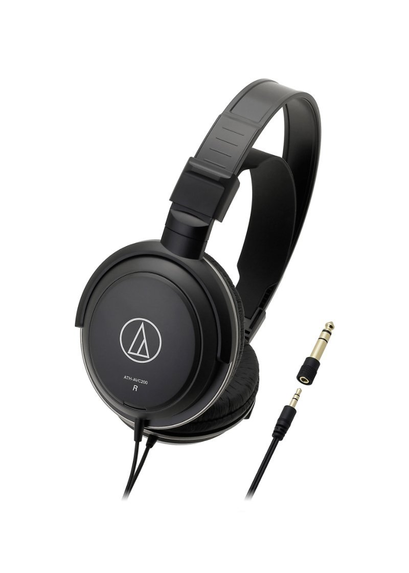Audio Technica ATH AVC200 Auriculares