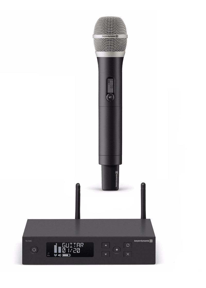 Beyerdynamic TG 550 Microfono Dinamico Inalambrico de Mano 1 https://musicheadstore.com/wp-content/uploads/2021/03/Beyerdynamic-TG-550-Microfono-Dinamico-Inalambrico-de-Mano-1.png
