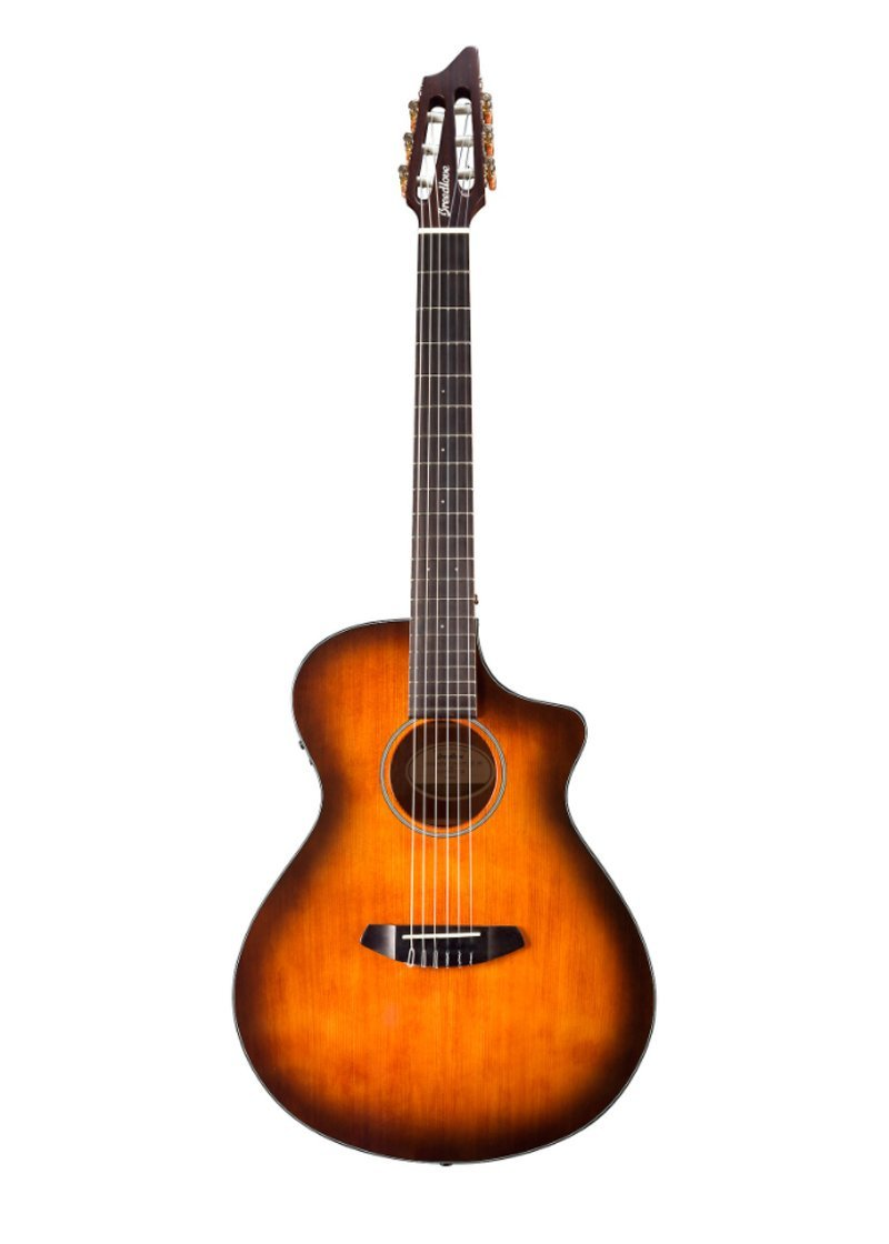 Breedlove Discovery Concert Nylon Cutaway CE Mahogany Acoustic Electric Guitar 1 https://musicheadstore.com/wp-content/uploads/2021/03/Breedlove-Discovery-Concert-Nylon-Cutaway-CE-Mahogany-Acoustic-Electric-Guitar-1.jpg