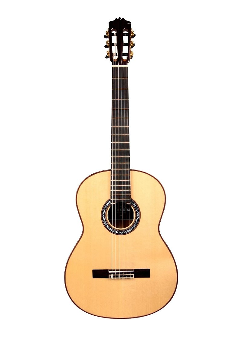 Cordoba F10 Nylon String Acoustic Guitar Natural 1 https://musicheadstore.com/wp-content/uploads/2021/03/Cordoba-F10-Nylon-String-Acoustic-Guitar-Natural-1.jpg