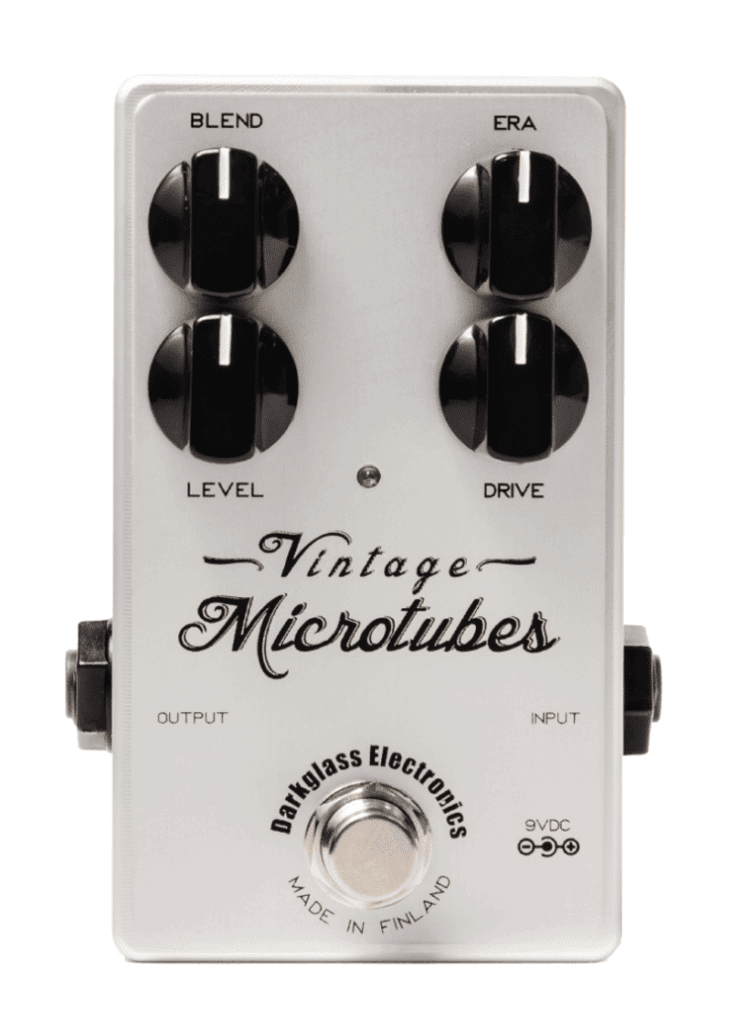 Darkglass Microtubes Vintage Pedal Bass 1