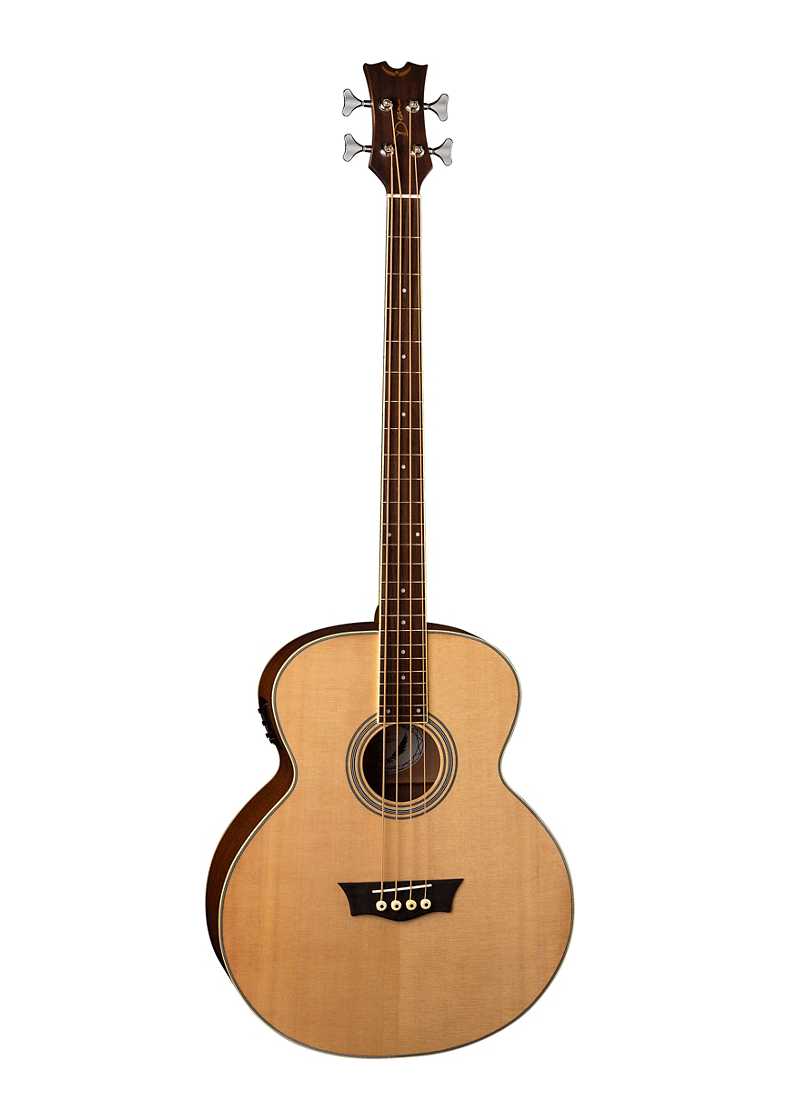 Dean EAB Acoustic Electric Bass Satin Natural 1