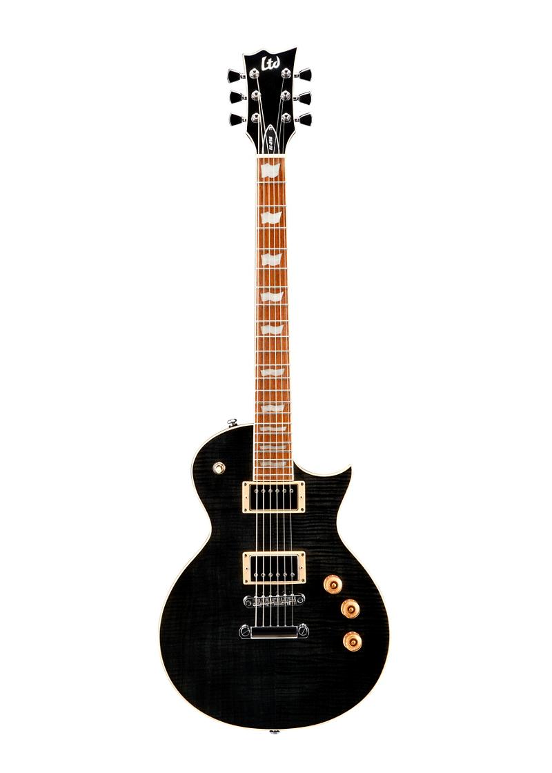 ESP LTD EC 256FM Electric Guitar See Thru 1 https://musicheadstore.com/wp-content/uploads/2021/03/ESP-LTD-EC-256FM-Electric-Guitar-See-Thru-1.png