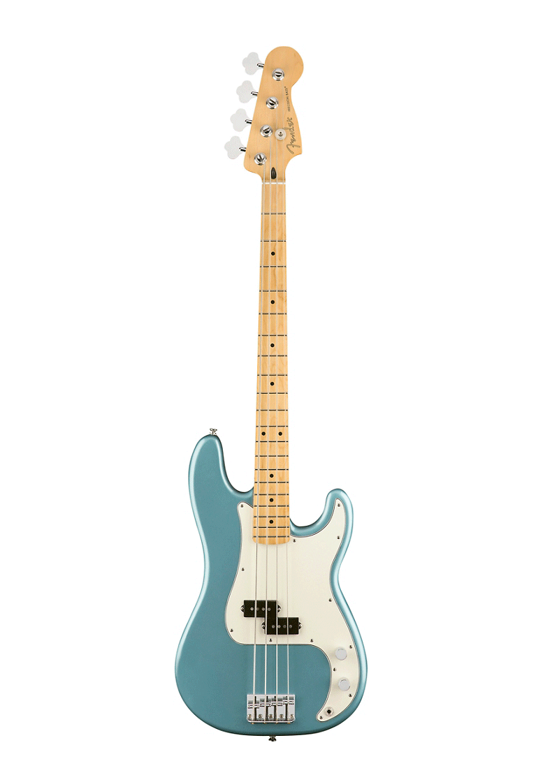 Fender Player Precision Bass Maple Fingerboard 4 strings 1