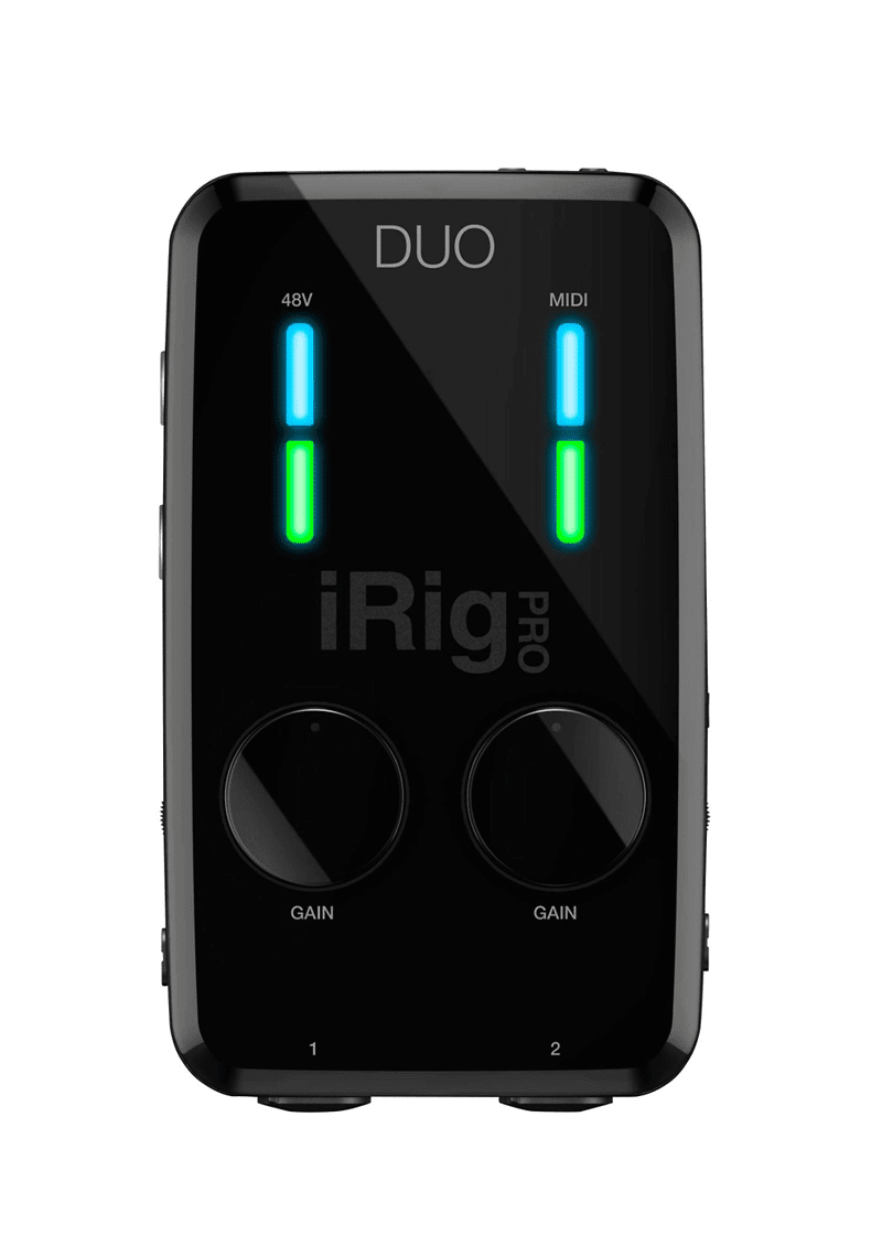 IK Multimedia iRig Pro Duo AudioMIDI Interface 1