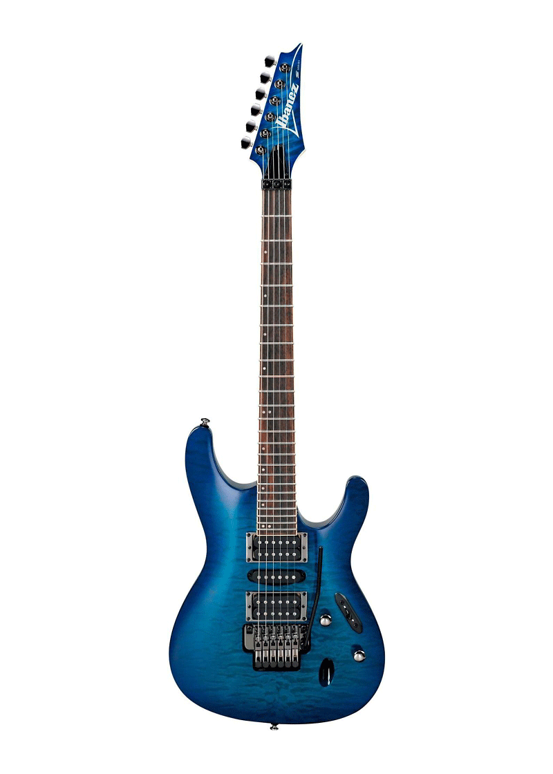 Ibanez S Series S670QM Electric Guitar Sapphire Blue 1 https://musicheadstore.com/wp-content/uploads/2021/03/Ibanez-S-Series-S670QM-Electric-Guitar-Sapphire-Blue-1.png