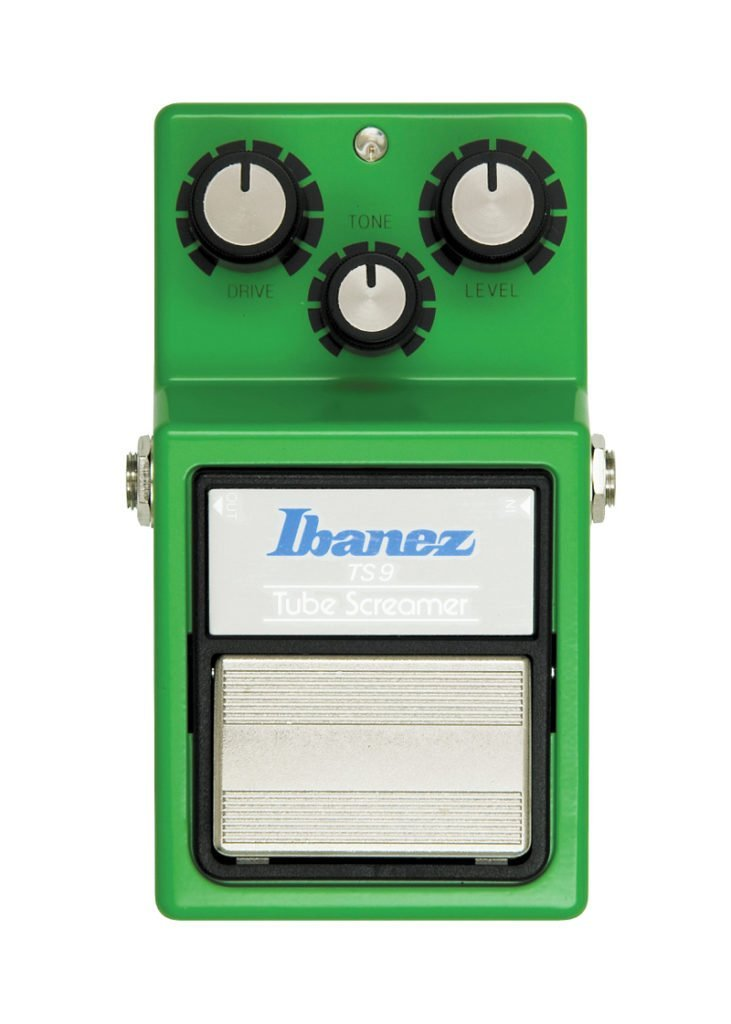 Ibanez TS9 Tube Screamer Effects Pedal 1 https://musicheadstore.com/wp-content/uploads/2021/03/Ibanez-TS9-Tube-Screamer-Effects-Pedal-1.jpg