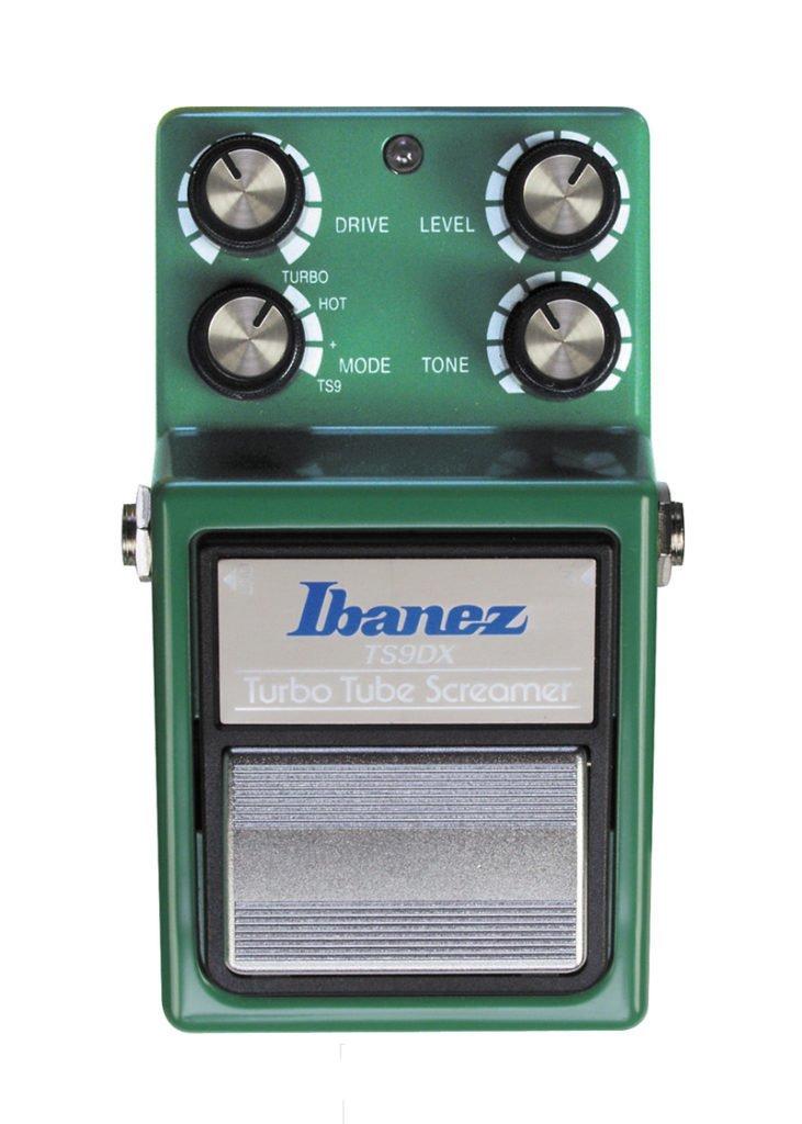 Ibanez TS9DX Turbo Tube Screamer Effects Pedal 2