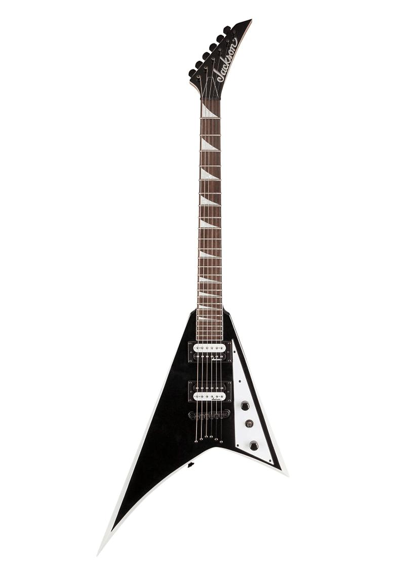 Jackson JS32T Rhoads Electric Guitar Black White Bevel 1 https://musicheadstore.com/wp-content/uploads/2021/03/Jackson-JS32T-Rhoads-Electric-Guitar-Black-White-Bevel-1.png