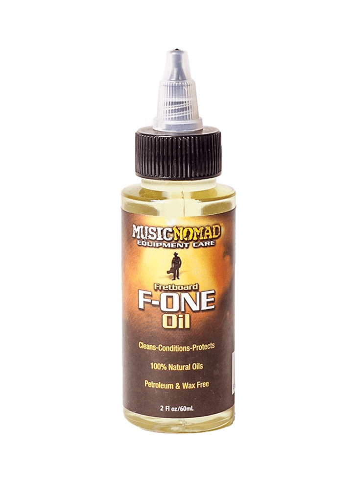 Music Nomad Fretboard F ONE Oil Cleaner Conditioner 2 oz. https://musicheadstore.com/wp-content/uploads/2021/03/Music-Nomad-Fretboard-F-ONE-Oil-Cleaner-Conditioner-2-oz..png