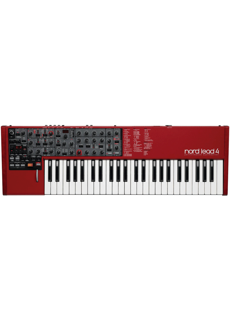 NORD Lead 4 Performance Synthesizer 1