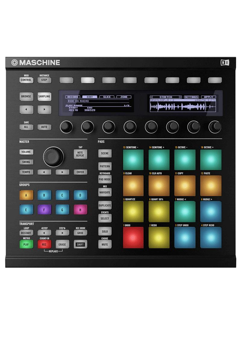 Native Instruments Maschine MK2 1