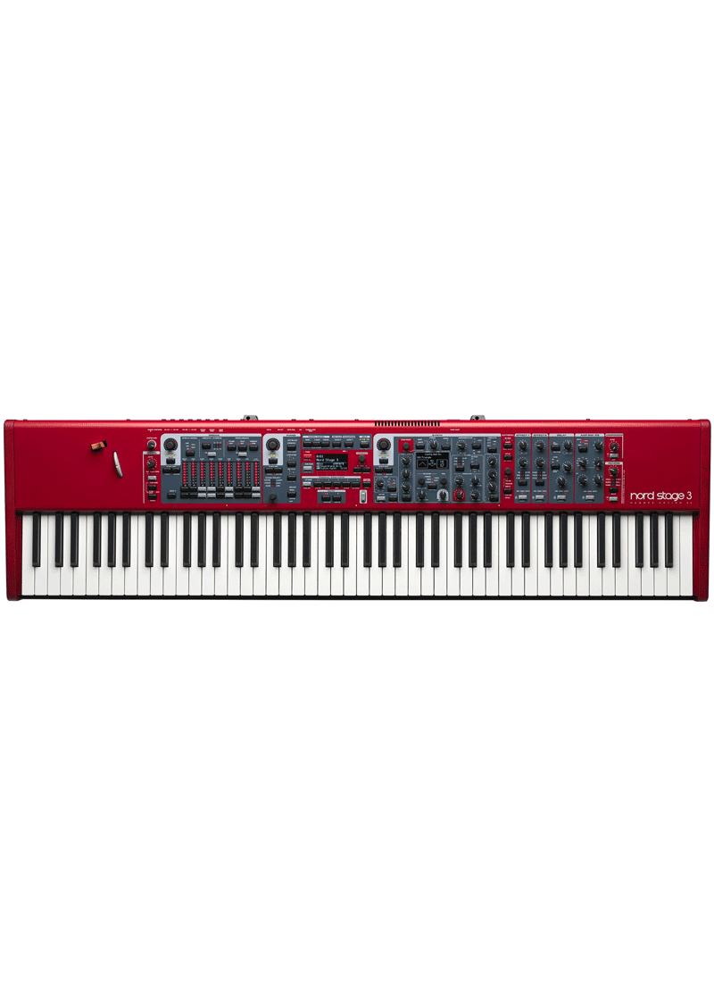 Nord Stage 3 88 Red 1