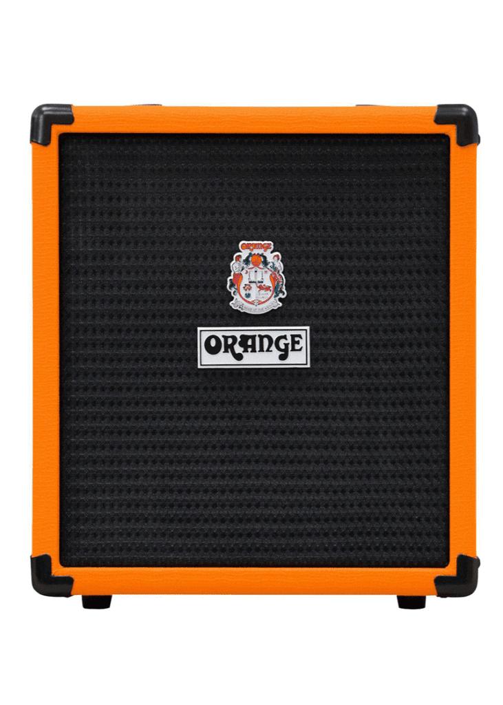 Orange Amplifiers Crush Bass 25 1 https://musicheadstore.com/wp-content/uploads/2021/03/Orange-Amplifiers-Crush-Bass-25-1.png