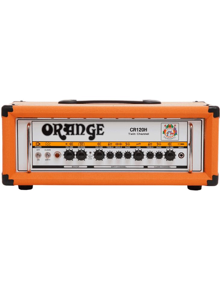 Orange Amplifiers Crush Pro CR120H 1 https://musicheadstore.com/wp-content/uploads/2021/03/Orange-Amplifiers-Crush-Pro-CR120H-1.png