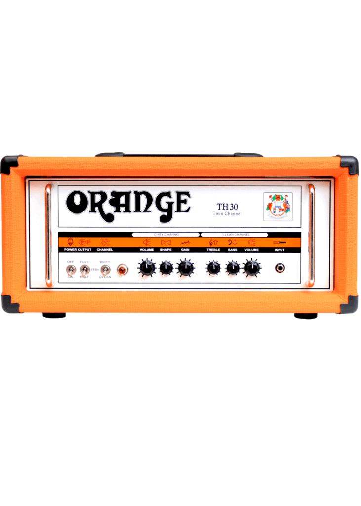 Orange TH30H Head Guitar Amp 1 https://musicheadstore.com/wp-content/uploads/2021/03/Orange-TH30H-Head-Guitar-Amp-1.png