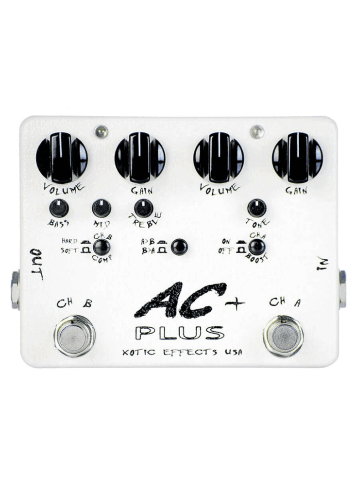 PEDAL XOTIC AC PLUS 1