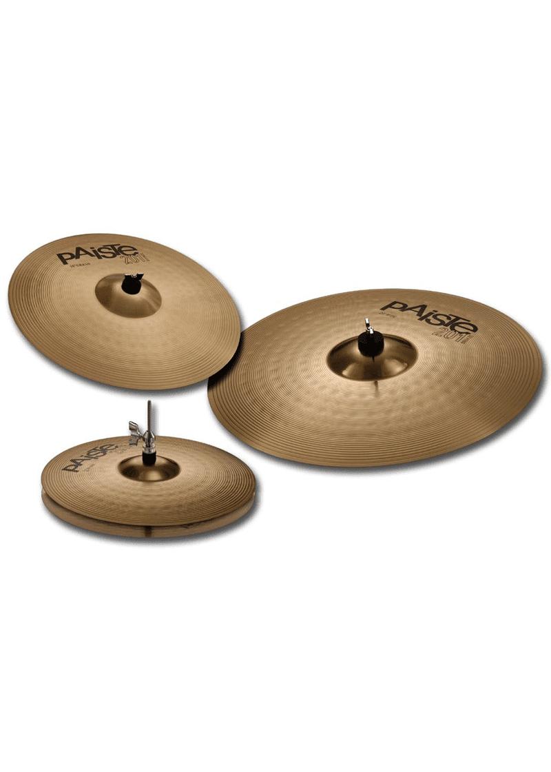 Paiste Cymbals 201 Universal Set https://musicheadstore.com/wp-content/uploads/2021/03/Paiste-Cymbals-201-Universal-Set.png