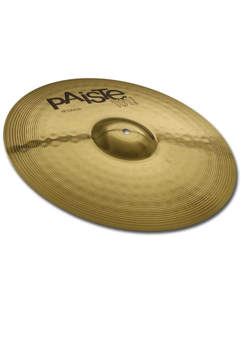 Paiste Cymbals Serie 101 C 16 Crash 16 https://musicheadstore.com/wp-content/uploads/2021/03/Paiste-Cymbals-Serie-101-C-16-Crash-16.png