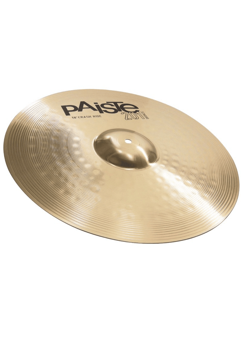 Paiste Cymbals Serie 201 Crash Ride 18 https://musicheadstore.com/wp-content/uploads/2021/03/Paiste-Cymbals-Serie-201-Crash-Ride-18.png