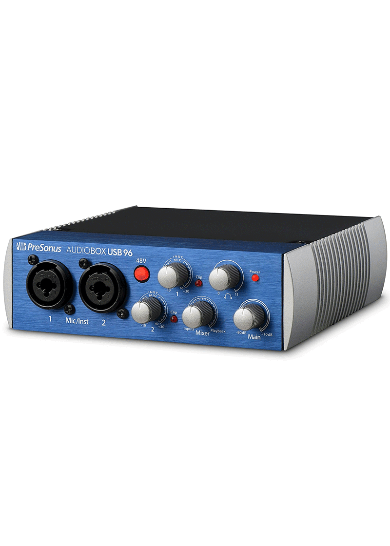 Presonus AudioBox USB 96 Interface de audio 2.0 1 https://musicheadstore.com/wp-content/uploads/2021/03/Presonus-AudioBox-USB-96-Interface-de-audio-2.0-1.png