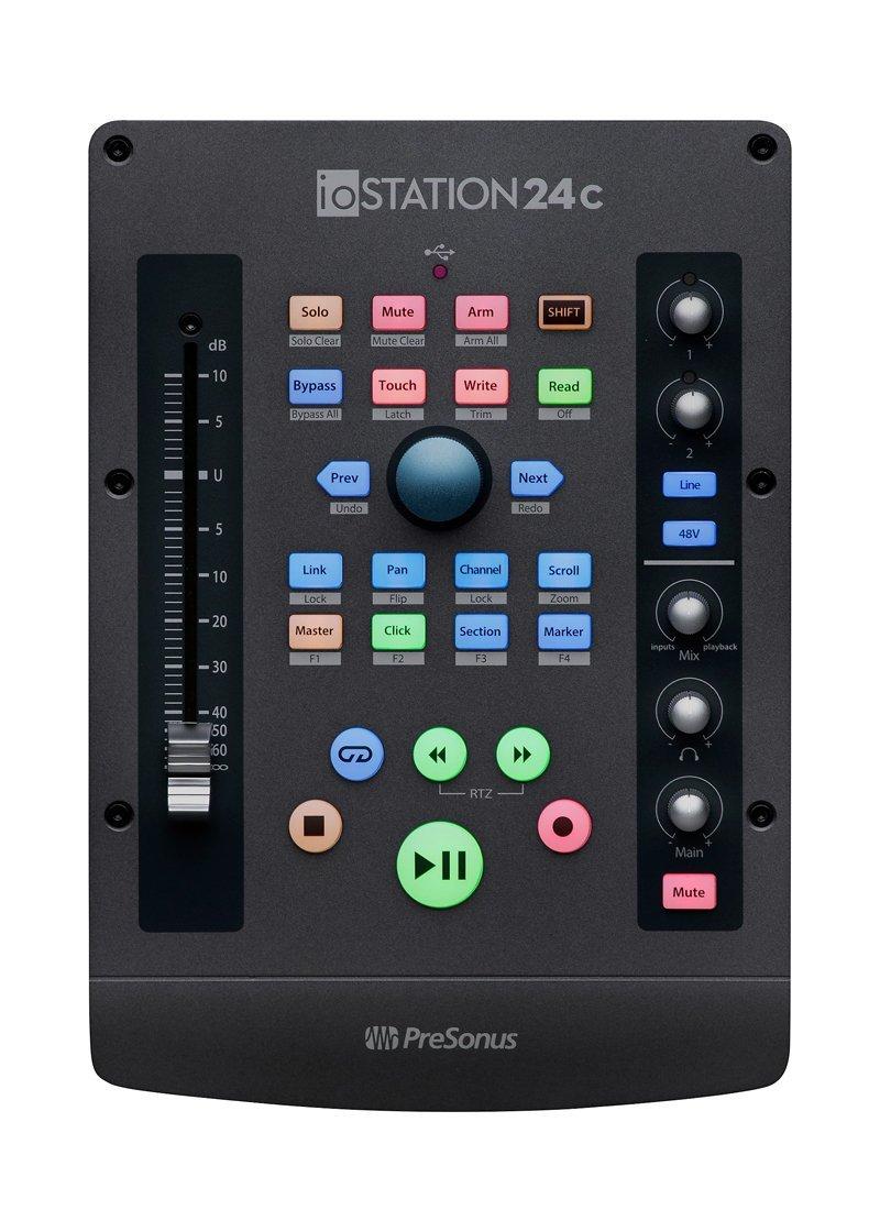 Presonus ioStation 24c Interfaz de Audio 1 https://musicheadstore.com/wp-content/uploads/2021/03/Presonus-ioStation-24c-Interfaz-de-Audio-1.jpg