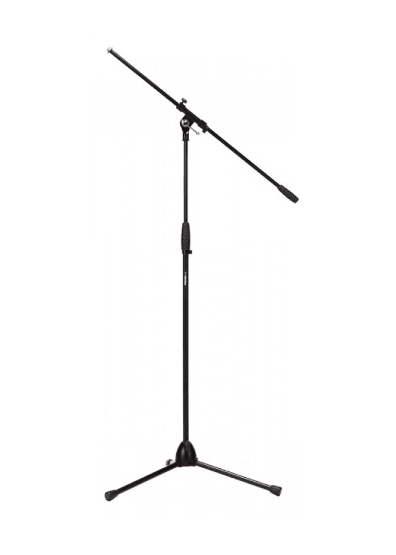 Proel RSM195BK base de piso con boom para microfono 1 https://musicheadstore.com/wp-content/uploads/2021/03/Proel-RSM195BK-base-de-piso-con-boom-para-microfono-1.png