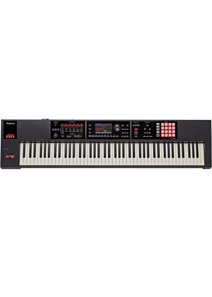 Roland FA 08 88 Key Workstation 1 https://musicheadstore.com/wp-content/uploads/2021/03/Roland-FA-08-88-Key-Workstation-1.jpg