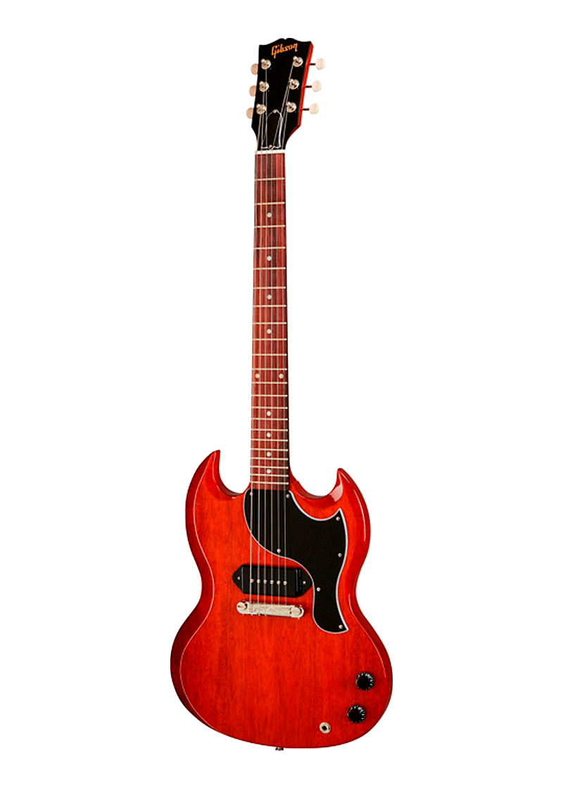 SG Electric Junior Cherry 1 https://musicheadstore.com/wp-content/uploads/2021/03/SG-Electric-Junior-Cherry-1.png