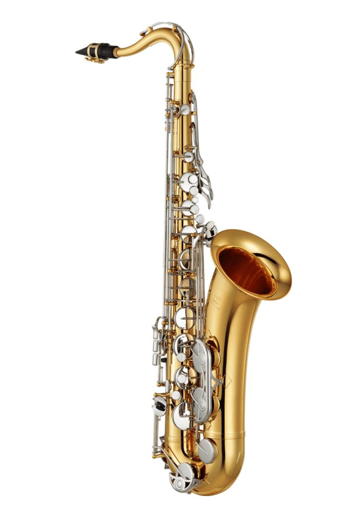 Saxofon Alto Yamaha Standar Dorado YAS 26 1 https://musicheadstore.com/wp-content/uploads/2021/03/Saxofon-Alto-Yamaha-Standar-Dorado-YAS-26-1.png