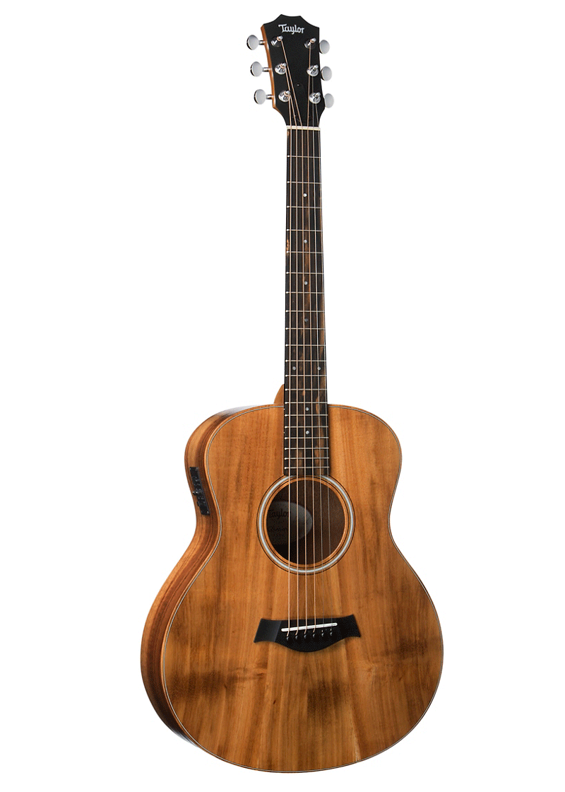 Taylor GS Mini e Koa Acoustic Electric Guitar Natural 1
