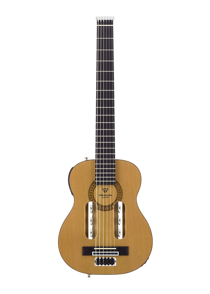 Traveler Guitar Escape Classical Nylon String 1