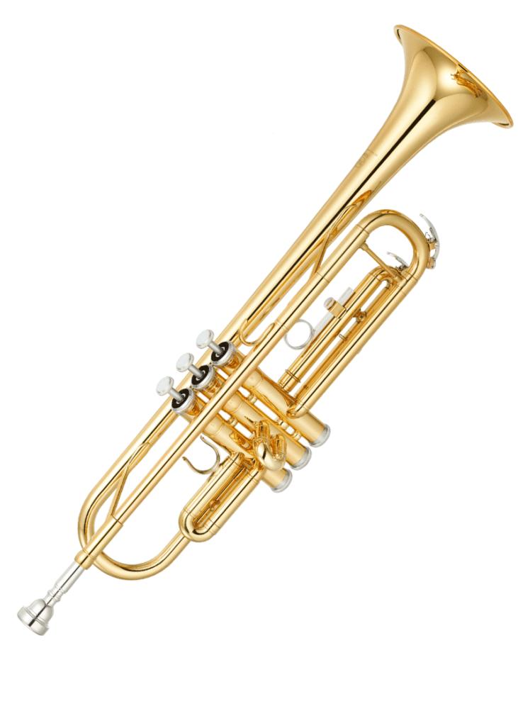 Trompeta Yamaha Dorada YTR 3335 1 https://musicheadstore.com/wp-content/uploads/2021/03/Trompeta-Yamaha-Dorada-YTR-3335-1.png