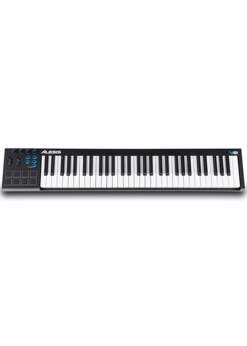 V61 Keyboard Controller 1 https://musicheadstore.com/wp-content/uploads/2021/03/V61-Keyboard-Controller-1.png