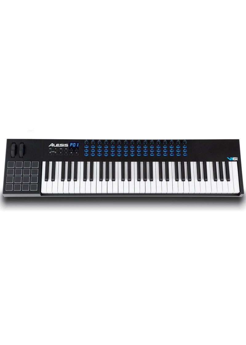 VI61 Keyboard Controller 1 https://musicheadstore.com/wp-content/uploads/2021/03/VI61-Keyboard-Controller-1.png