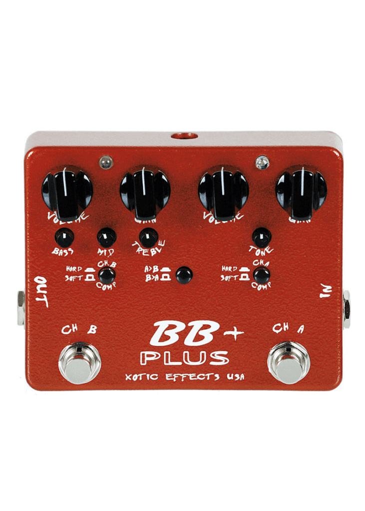 Xotic BB Plus Effects Pedal 1