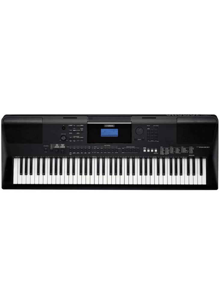 Yamaha PSR EW400 1 https://musicheadstore.com/wp-content/uploads/2021/03/Yamaha-PSR-EW400-1.png
