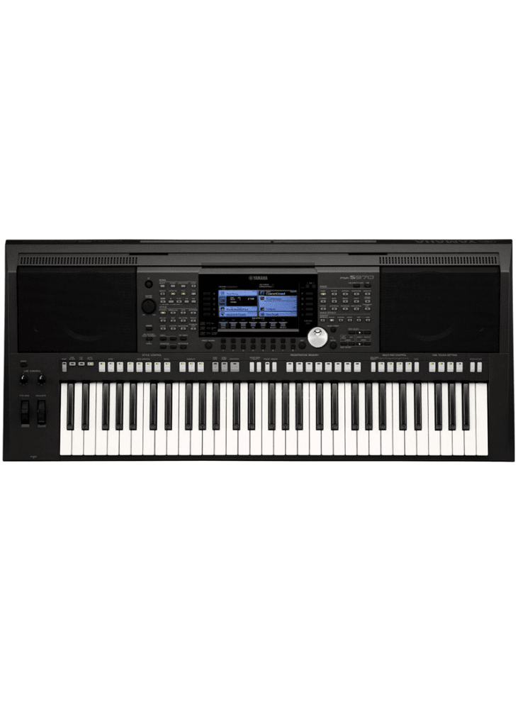 Yamaha PSRS970 61 Key Arranger Workstation 1