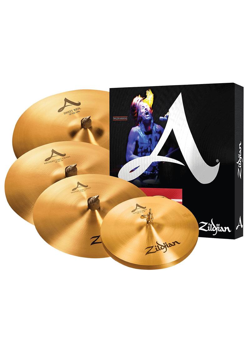 Zildjian A Series 391 Cymbal Pack 1 https://musicheadstore.com/wp-content/uploads/2021/03/Zildjian-A-Series-391-Cymbal-Pack-1.png