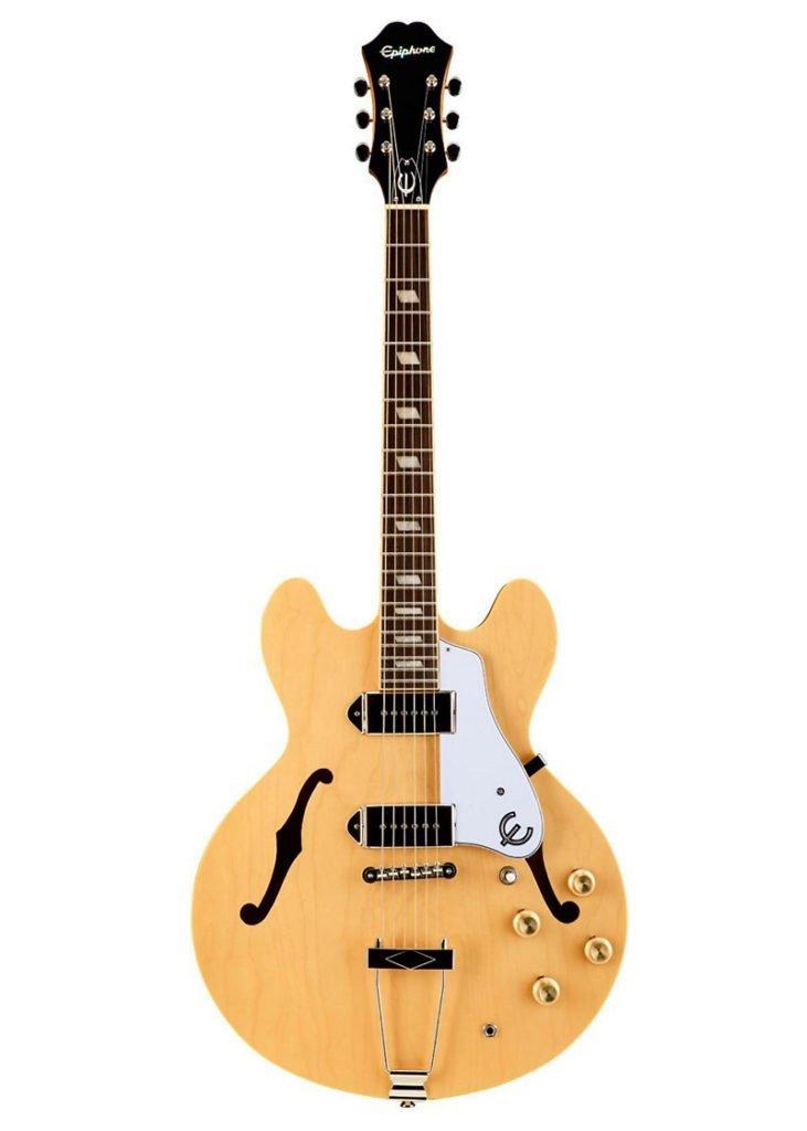 Epiphone Casino Electric Guitar 1 https://musicheadstore.com/wp-content/uploads/2021/04/Epiphone-Casino-Electric-Guitar-1.jpg