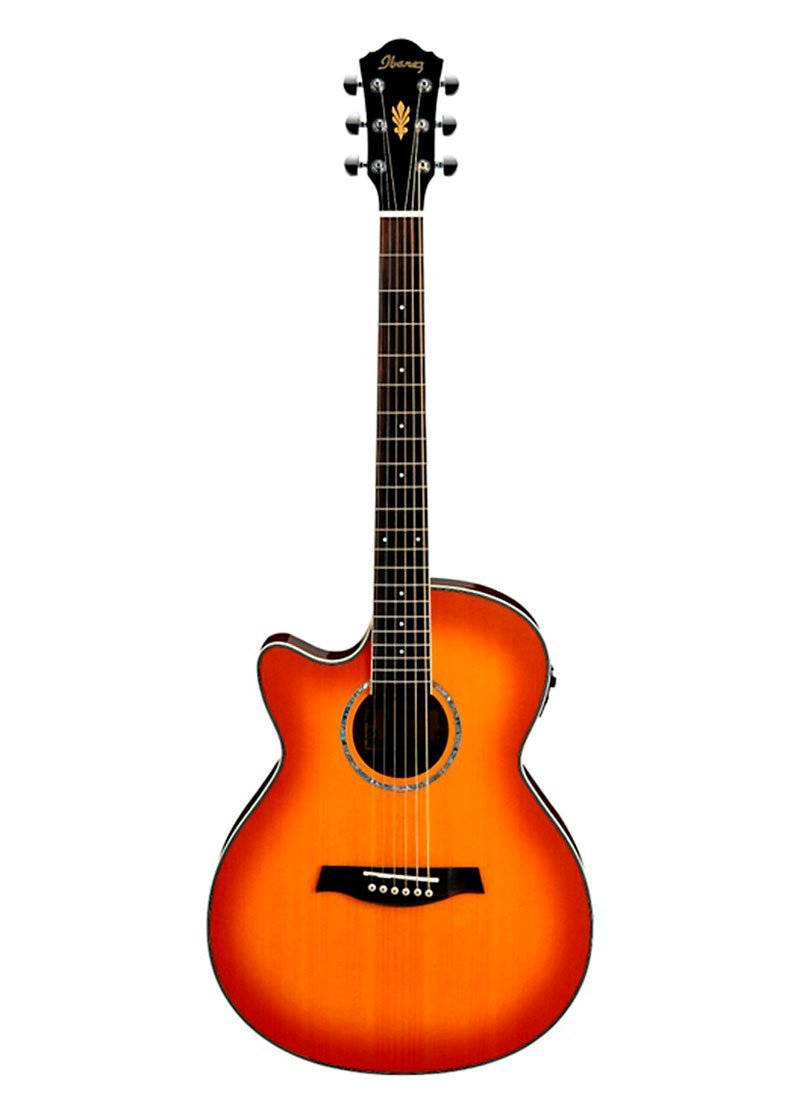Ibanez AEG18LII Cutaway Left Handed Acoustic Electric Guitar Vintage Violin Sunburst 2 https://musicheadstore.com/wp-content/uploads/2021/04/Ibanez-AEG18LII-Cutaway-Left-Handed-Acoustic-Electric-Guitar-Vintage-Violin-Sunburst-2.jpg