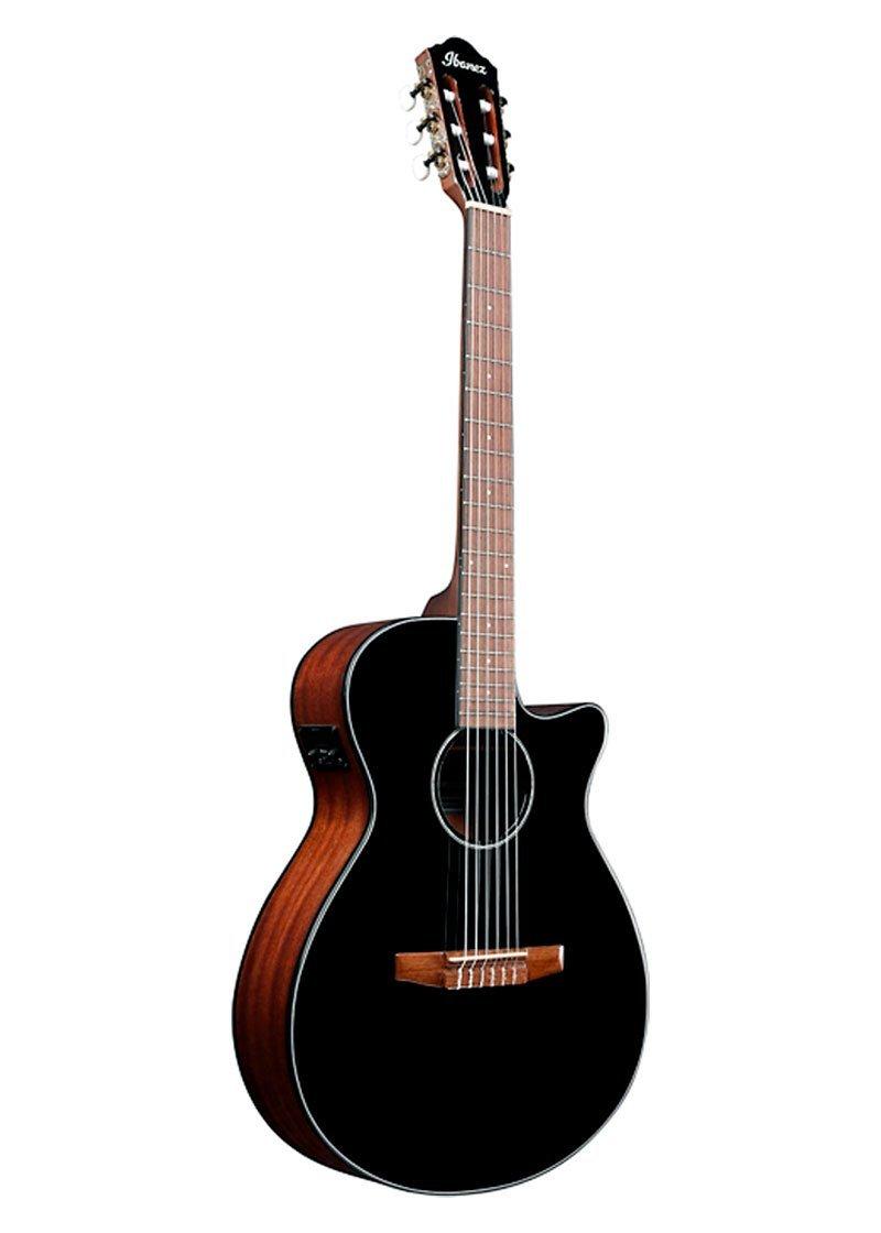 Ibanez AEG50N Acoustic Electric Classical Guitar Gloss Black 2 https://musicheadstore.com/wp-content/uploads/2021/04/Ibanez-AEG50N-Acoustic-Electric-Classical-Guitar-Gloss-Black-2.jpg
